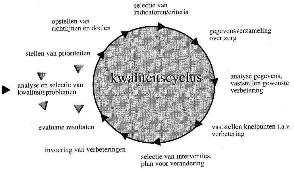 afbeelding kwaliteitscyclus
